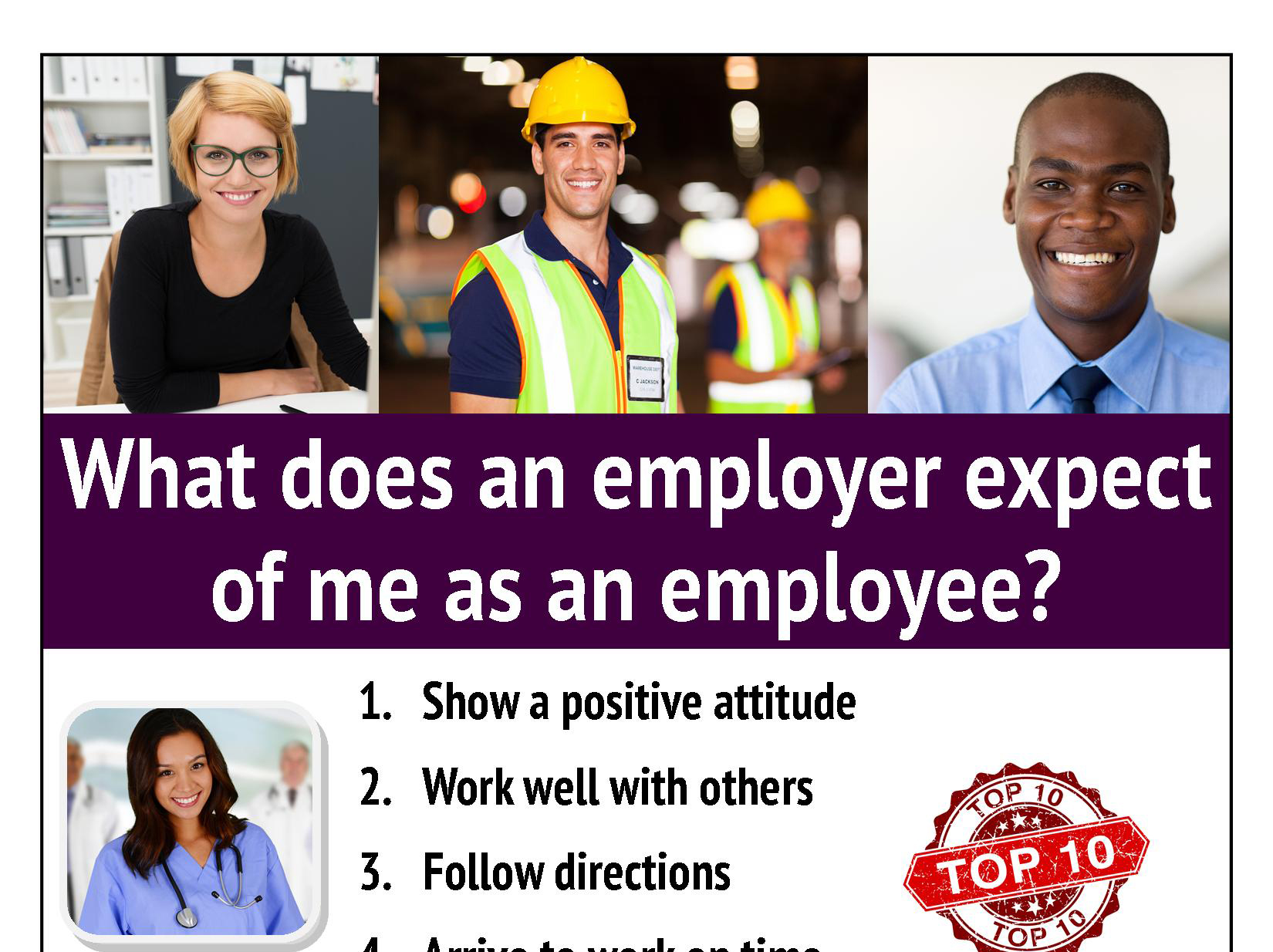 Employer Expectations