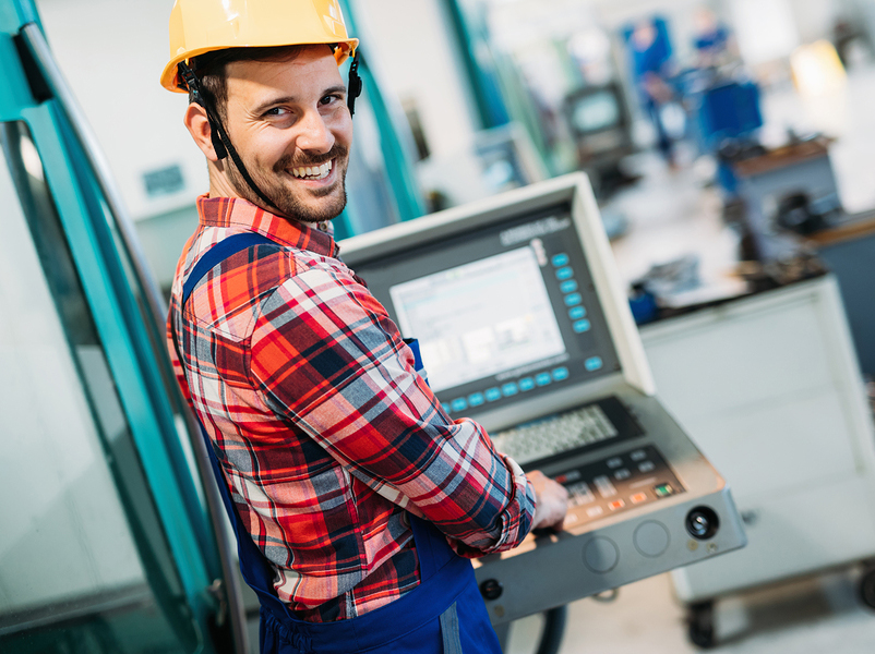 Looking for a career in manufacturing? Start here with the Certified Production Technician Course!