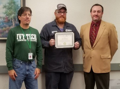 SKILL UP! Pulaski County Industrial Maintenance Class Graduation